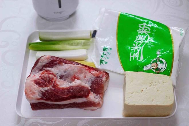 香炸猪肉豆腐丸子的做法大全