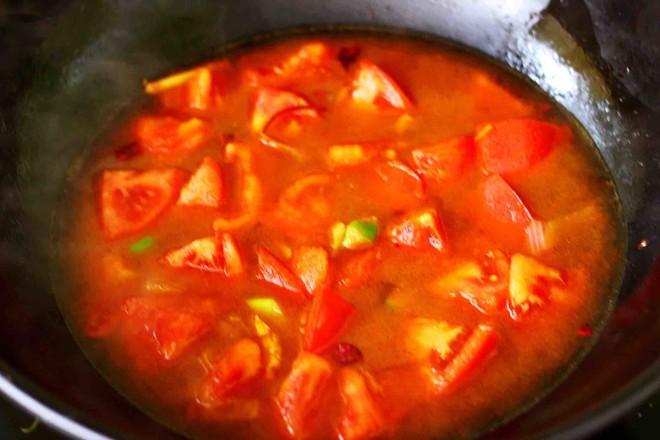 番茄肉丸汤怎样做