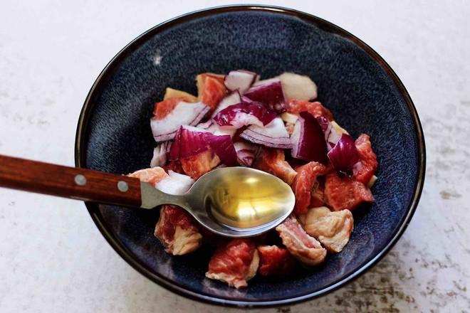 时蔬美味牛肉串的简单做法