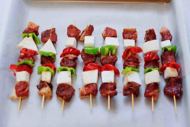 时蔬美味牛肉串怎样炒