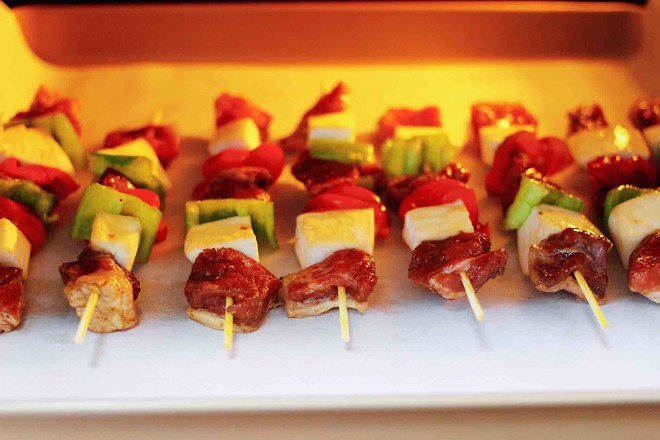 时蔬美味牛肉串怎样炖