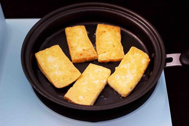 香煎豆腐怎么炒