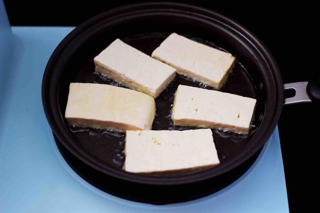 香煎豆腐怎么做