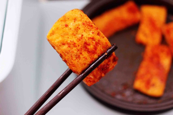 香煎豆腐怎样炒