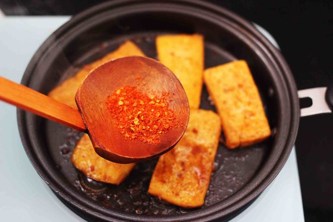 香煎豆腐怎样做