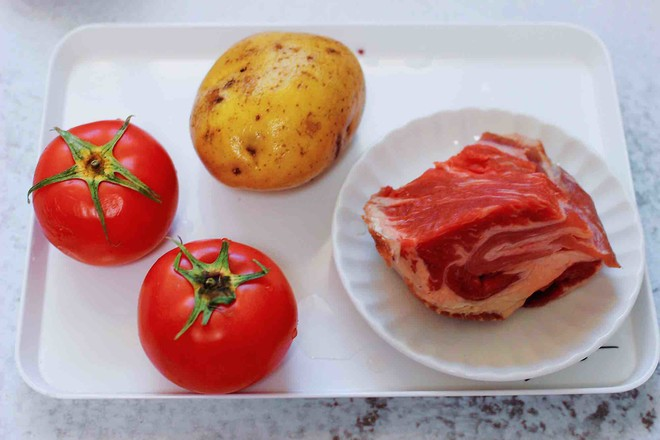 番茄牛肉炖土豆的做法大全
