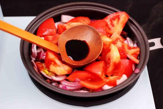 番茄牛肉炖土豆怎么做