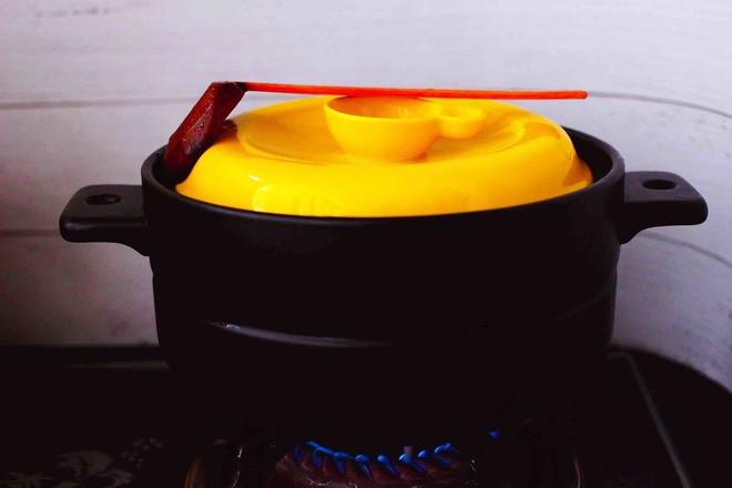姬松茸板栗炖鸡汤怎样做