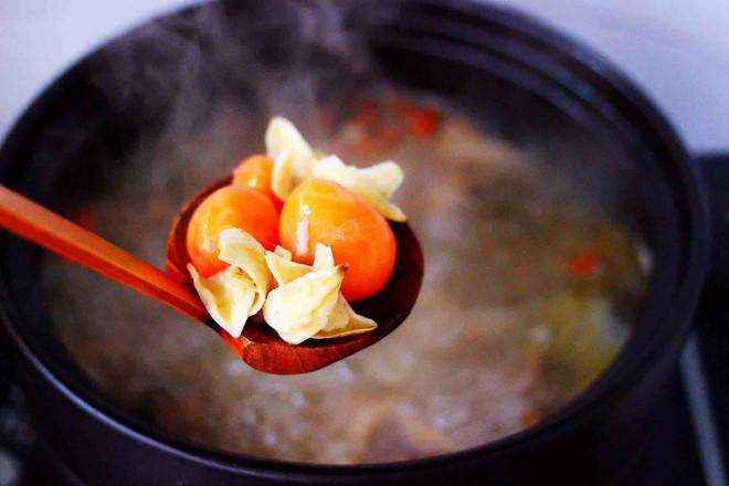 姬松茸板栗炖鸡汤怎样炖