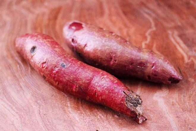 紫薯酸奶果仁芝麻饼的做法大全