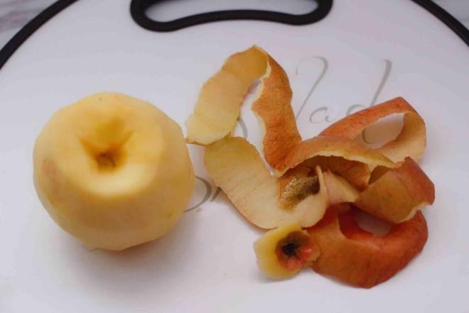 黄瓜苹果柠檬汁的简单做法