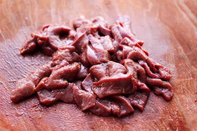 生滚猪肝时蔬小米粥的做法图解