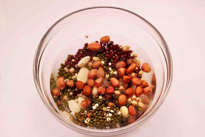 营养杂粮八宝粥的做法图解