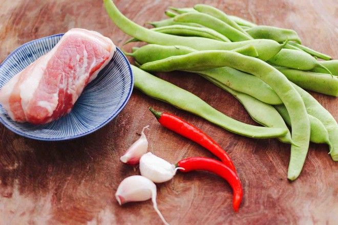 芸豆丝炒肉便当的做法大全