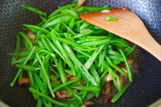 芸豆丝炒肉便当怎样炒