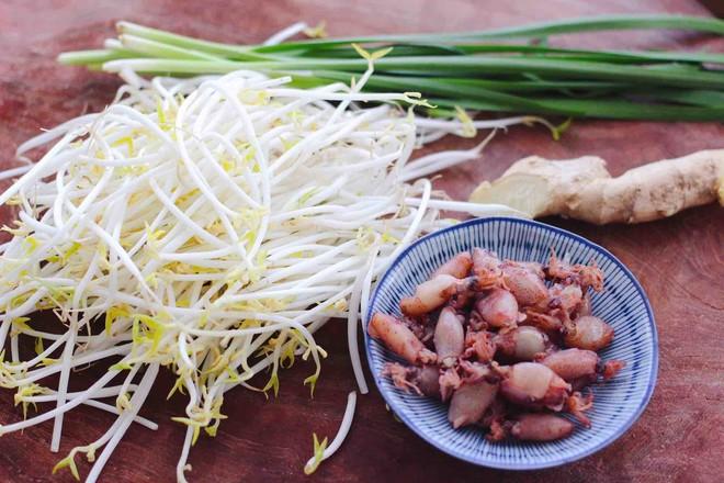 海兔绿豆芽小炒的做法大全