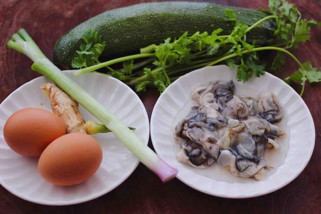 海蛎子西葫芦饺子的做法大全