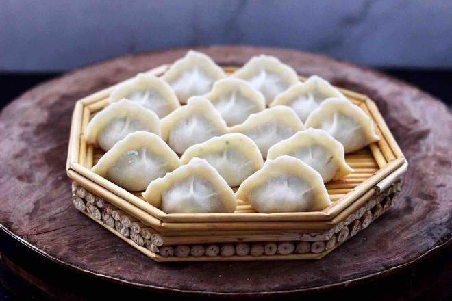 海蛎子西葫芦饺子的制作方法