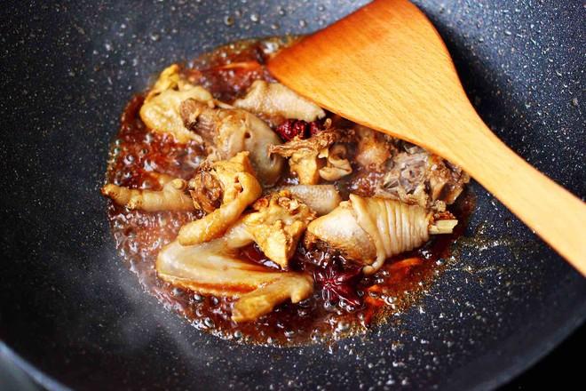 土鸡土豆粉条一锅炖怎么煮