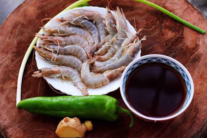可乐焖海虾的做法大全