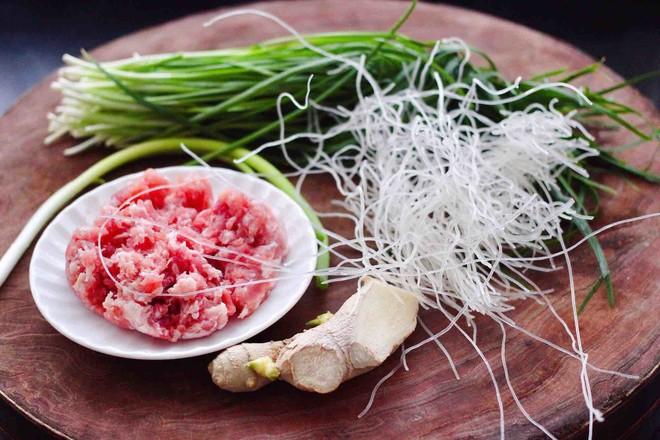 韭菜粉条发面包的做法大全