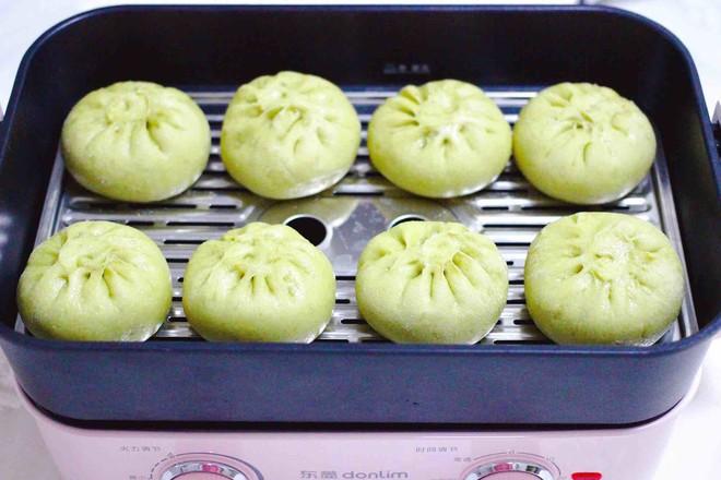 韭菜粉条发面包的制作大全