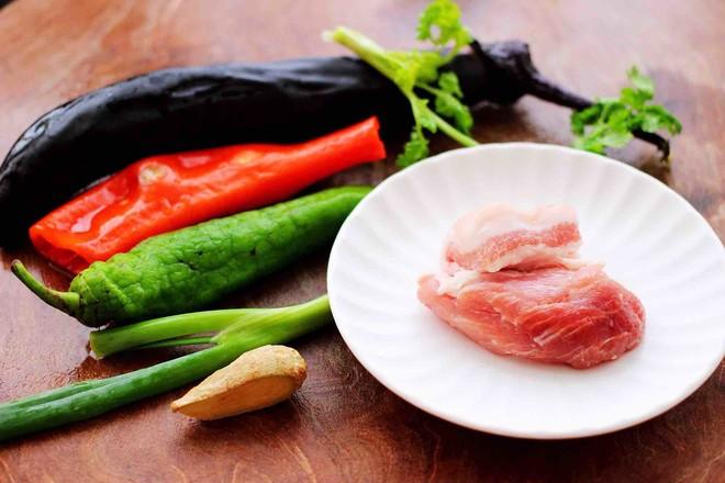 茄丁双椒炒肉丁的做法大全