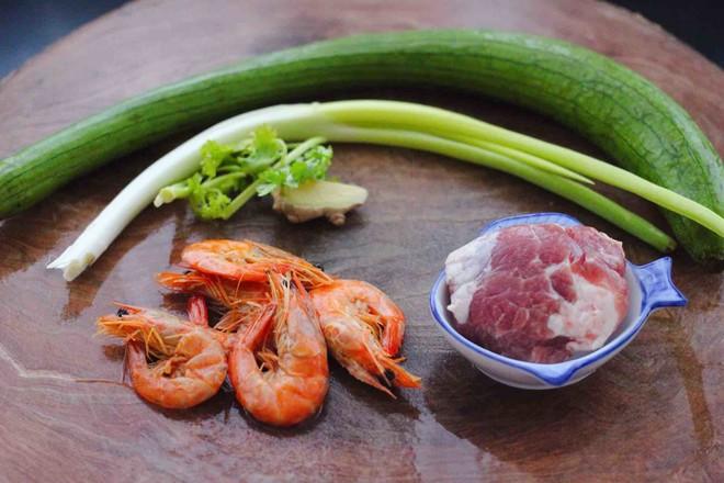 丝瓜海虾肉片汤的做法大全