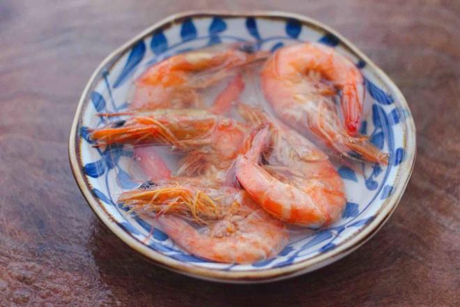 丝瓜海虾肉片汤的做法图解