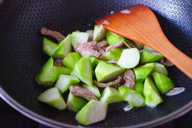 丝瓜海虾肉片汤怎么煮