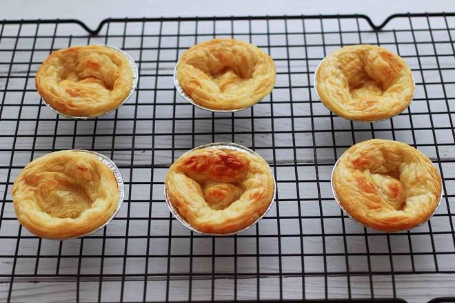蓝莓黄桃酸奶蛋挞怎么炒