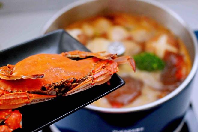 海鲜什锦时蔬火锅怎样煮