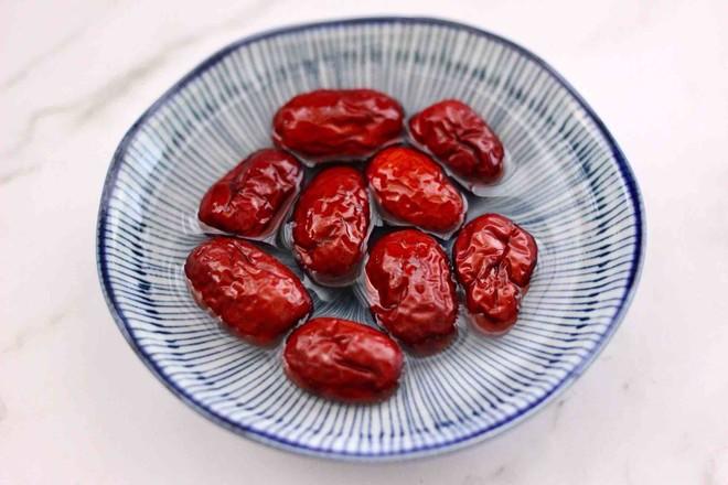 红枣二米饭的家常做法
