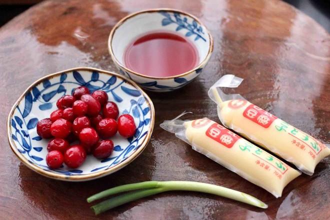 蔓越莓烩日式豆腐的做法大全
