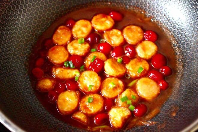 蔓越莓烩日式豆腐怎样炖