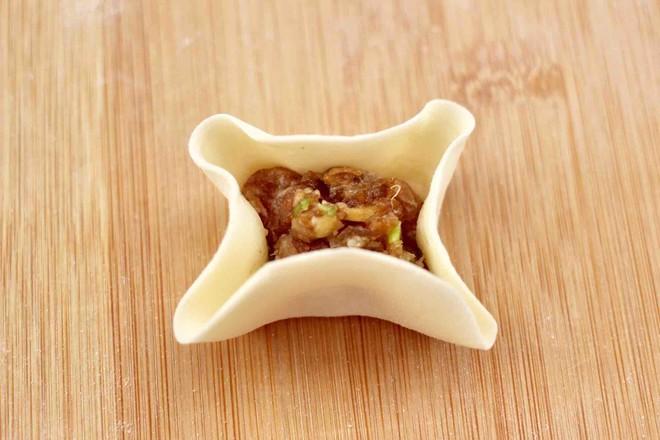 四喜饺子怎样做