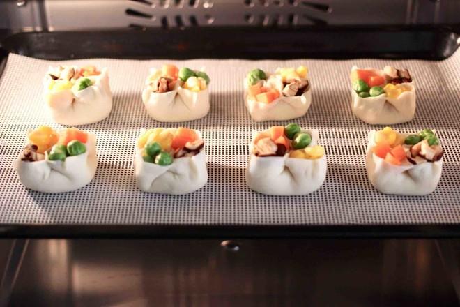 四喜饺子的制作方法