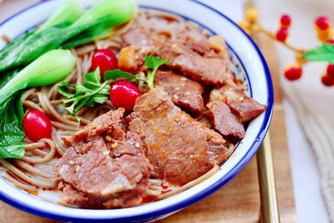 快手牛肉荞麦面~番尼鱼怎样做