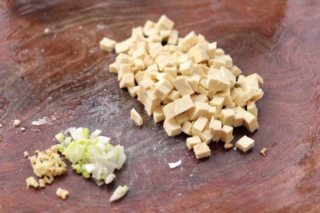 萝卜樱海鲜豆腐蒸饺的家常做法