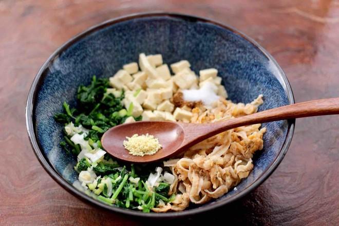 萝卜樱海鲜豆腐蒸饺怎么炒