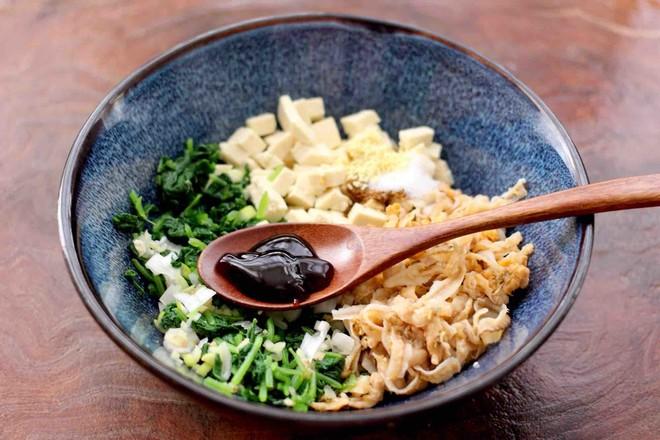 萝卜樱海鲜豆腐蒸饺怎么煮