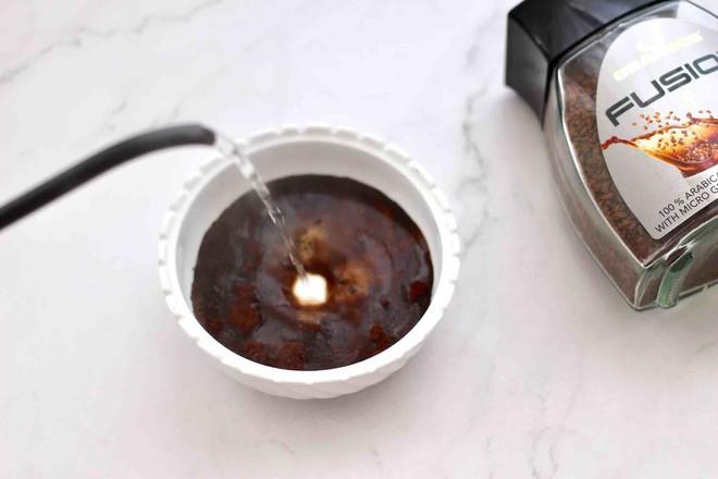 咖啡红薯华夫饼的做法图解