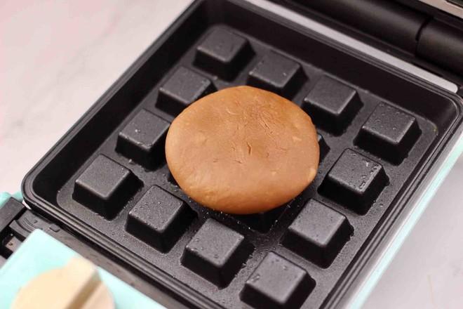 咖啡红薯华夫饼怎样炖