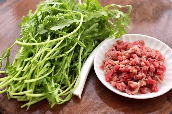 牛肉茼蒿饺子的做法大全