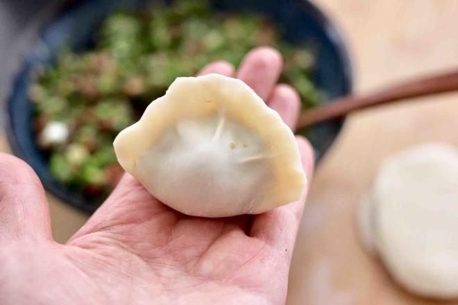 牛肉茼蒿饺子怎样做