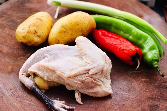 咖喱鸡肉土豆的做法大全