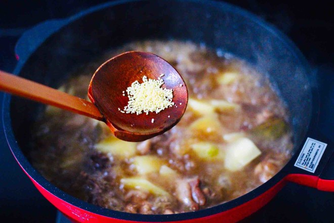 咖喱鸡肉土豆怎样炒