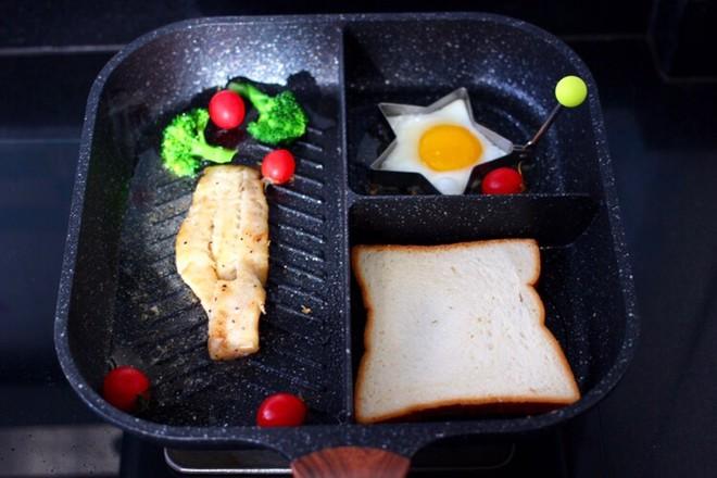 开放式鳕鱼鸡蛋三明治怎么炖