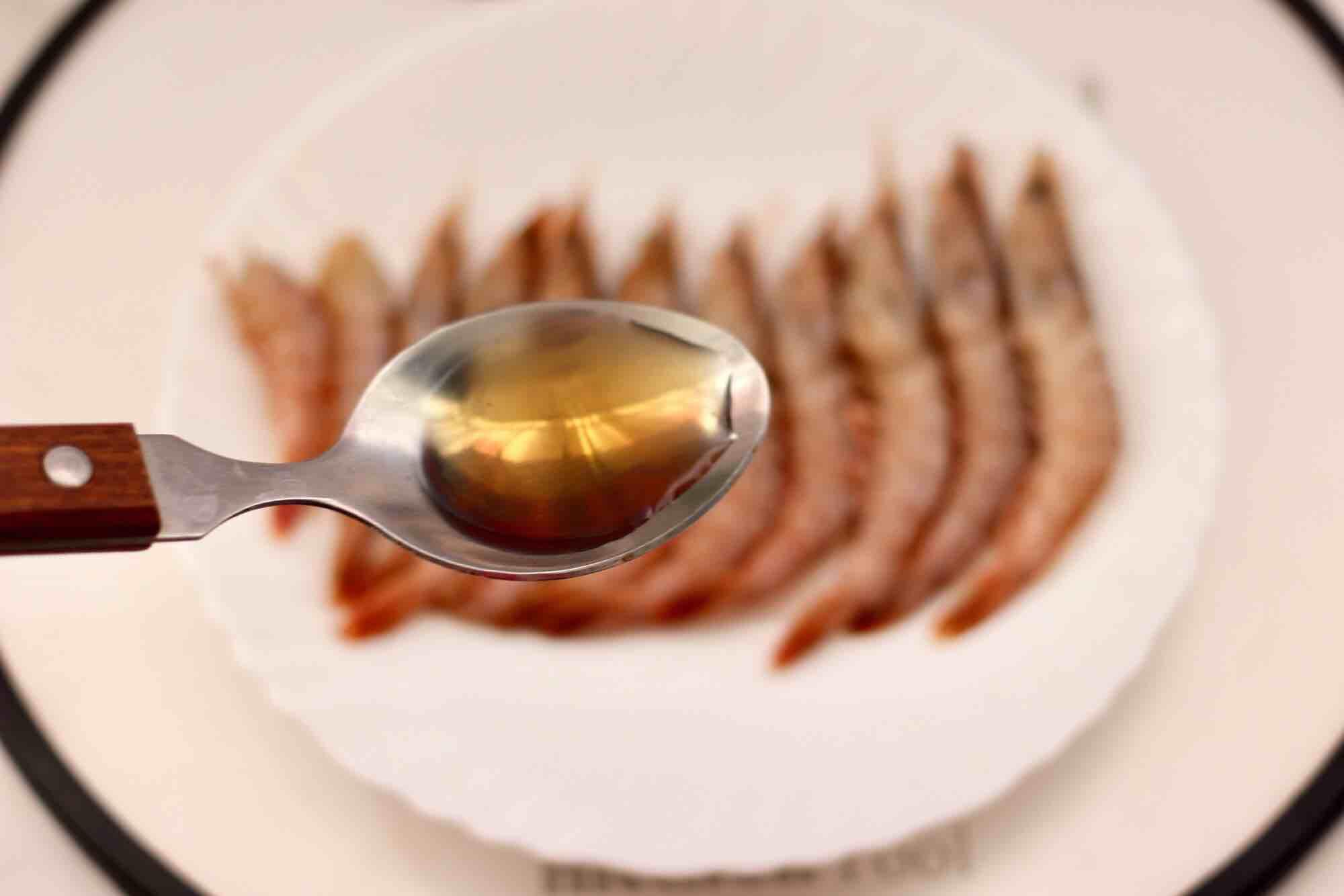 绿豆芽炒红虾的家常做法