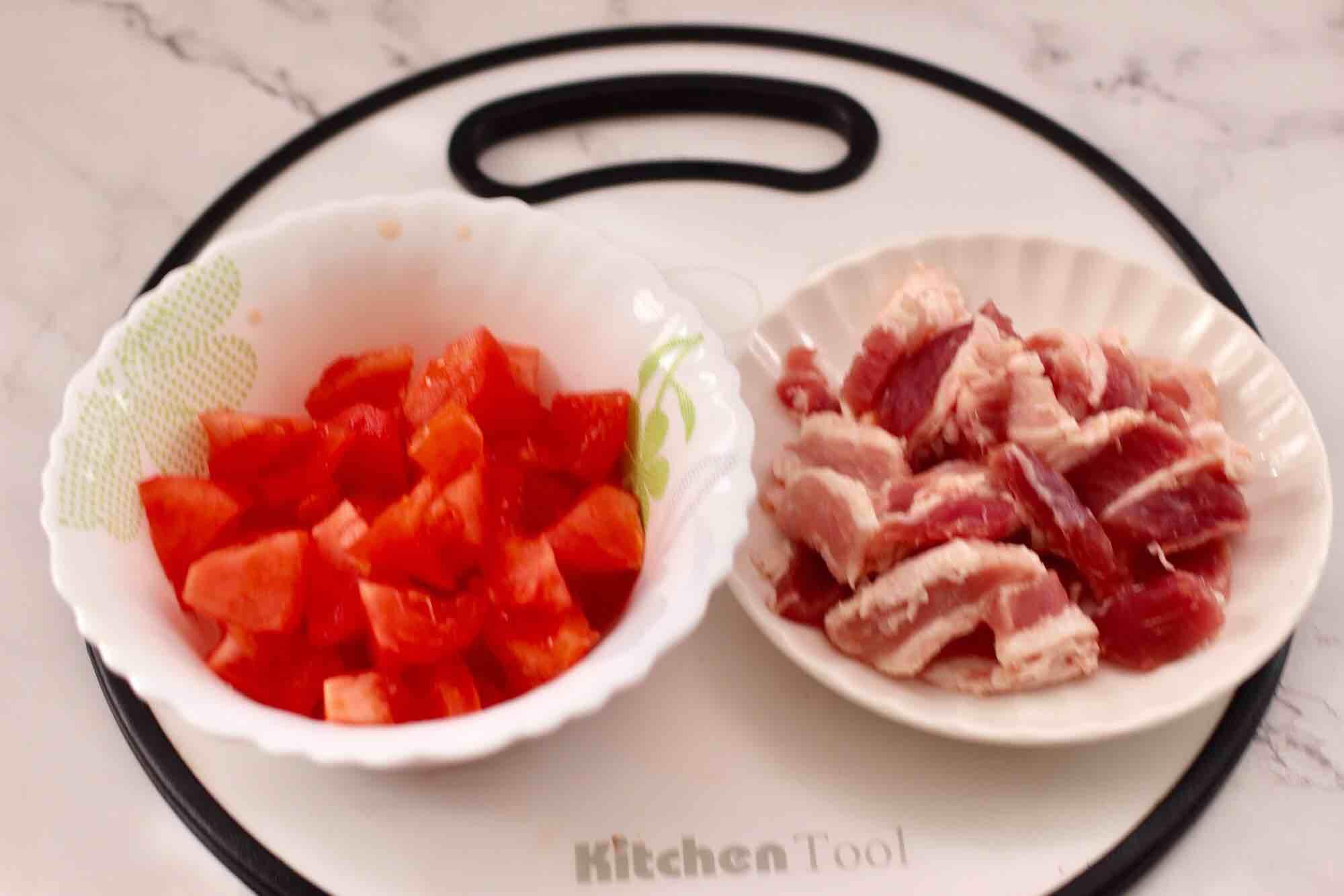 杏鲍菇扇贝花肉煲的家常做法